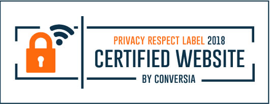 Sello web certificado