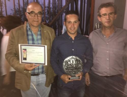 """Señorío de Villalba recibe el premio a la categoría de rosados en el concurso """"Los Vinos del Museo"""""""